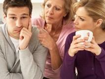 'Điên hết cả đầu' vì sống chung với mẹ vợ