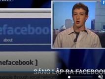 Khoảnh khắc ông chủ Facebook reo lên vui sướng khi trúng tuyển Harvard