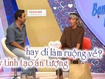 'Hai lúa' miền Tây xách giỏ bánh tráng lên Sài Gòn hỏi vợ