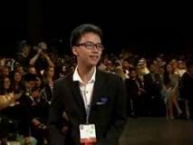 8 học sinh Việt giành giải cuộc thi Khoa học Kỹ thuật Quốc tế tại Mỹ