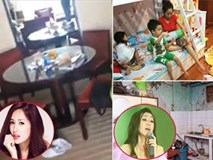 Sang chảnh là vậy nhưng nhiều sao Việt vẫn để chốn 'ăn ở' bừa bộn như thế này!