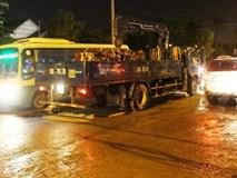 Nam thanh niên tử vong trong cơn mưa như trút ở Sài Gòn