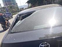 Đà Nẵng: Hàng loạt xe ô tô bị đập phá bất thường trong đêm