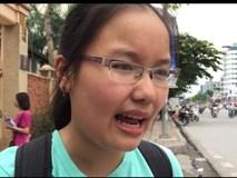 """Nỗi khổ mang tên """"vào lớp 10"""" của học sinh Hà Nội"""