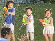Súng nước - món đồ chơi tưởng vô hại nhưng lại hại không tưởng