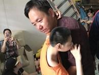Lời hứa của Đặng Hữu Nghị, người cha có hai con bị bại não