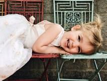 """Cô bé 3 tuổi thành hiện tượng mạng nhờ khả năng """"diễn sâu"""""""