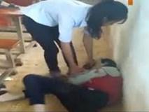 Nhóm nữ sinh đánh ghen bạn cùng lớp bị kỷ luật