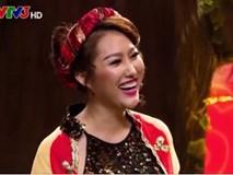 Việt Hương toát mồ hôi khi nghe Phi Thanh Vân hát dân ca
