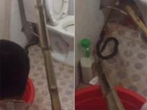 Bi hài nam sinh thoát chết trong phòng trọ nhờ ở bẩn