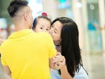 Maya bị bắt gặp tại sân bay đi Hàn Quốc với đại gia Hà thành giấu mặt