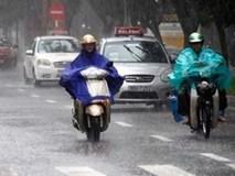 Dự báo thời tiết 23/3: Miền Bắc nắng rát 38 độ, chiều tối mưa to