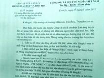 """Sự thật thông tin giáo viên Can Lộc bị """"ép"""" mua 10kg thịt lợn/tháng"""