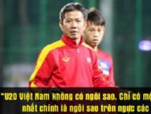 Câu nói về U20 Việt Nam của HLV Hoàng Tuấn Anh được lục lại và lan nhanh như vũ bão