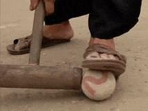 Môn thể thao quý tộc gây 'nghiện' với các cụ già ở làng quê