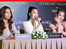 Họp báo The Face: HLV Thái Lan tới sớm 10 phút, HLV Việt trễ 2 tiếng