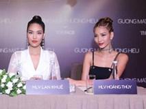 HLV The Face Việt đổ lỗi cho BTC khi bị mắng giữa họp báo