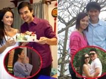 Khi sao nam Việt hạnh phúc bên 'một nửa' thì tình cũ của họ sống ra sao?