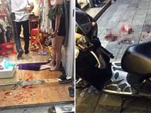 Cô gái bị chồng truy sát ở shop quần áo trên phố cổ Hà Nội đã tử vong