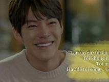 Kim Woo Bin bị ung thư: Phim vận vào đời?