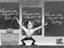 Giảm các cuộc thi gây bức xúc cho giáo viên và học sinh
