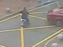 Nhầm chân ga thành chân phanh, nữ tài xế với 5 năm kinh nghiệm đâm bị thương người đi đường