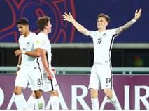 U20 Việt Nam khó càng thêm khó khi New Zealand hạ Honduras