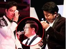 Thần tượng Bolero: Ngọc Sơn, Quang Lê khóc nghẹn trước giọng ca của thí sinh lớn tuổi