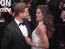Thủ thành trai đẹp người Đức trên thảm đỏ Cannes