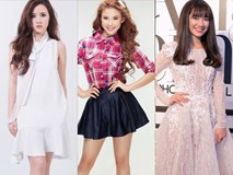 Đẹp lệch chuẩn, những mỹ nhân này vẫn toả sáng ngời ngời giữa showbiz Việt