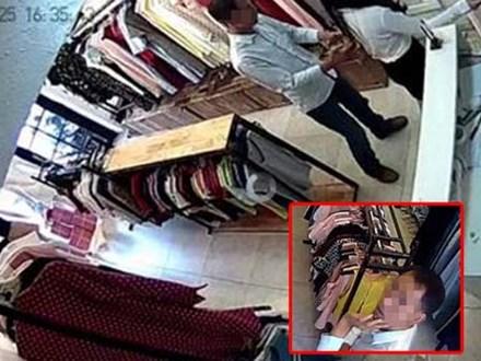 Nhờ thử đồ mua cho bạn gái, nam thanh niên bất ngờ tốc rèm, sàm sỡ nữ nhân viên