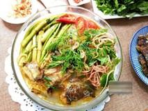 Món bún cá rô đồng thanh mát, nấu cực nhanh, ăn cực mê cho ngày cuối tuần