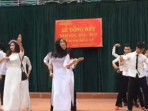 Tranh luận về học sinh lớp 12 'nhảy như lên sàn' sau lễ tốt nghiệp