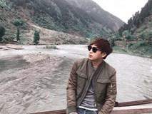 Hồ Quang Hiếu sợ súng đạn, bị cảnh sát kiểm tra liên tục khi du lịch Pakistan