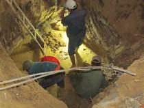 Phát hiện 187 hài cốt chôn tập thể trong 5 hầm mộ dưới nhà dân