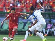 U20 Việt Nam 0-2 U20 Honduras: Rời U20 World Cup trong tiếc nuối