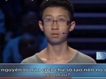 Chàng trai trả lời đúng tất cả các câu hỏi khiến cộng đồng mạng xôn xao