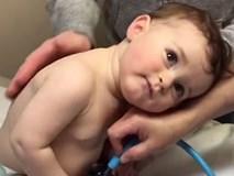 Video bé đi khám bác sĩ thu hút 7 triệu lượt xem