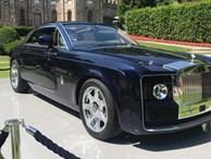 Rolls-Royce Sweptail là chiếc xe mới đắt nhất mọi thời đại