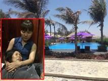 Bé gái 12 tuổi chết thảm trong hồ bơi ở Mũi Né