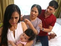 Khánh Linh ra mắt MV nhạc phim 'Sống chung với mẹ chồng'
