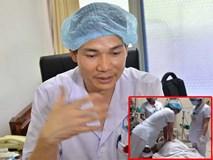 Tâm sự 'ruột gan' của bác sĩ cấp cứu cho các bệnh nhân sốc phản vệ tại Hòa Bình