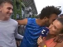 Sàm sỡ nữ phóng viên, tay vợt trẻ có thể bị cấm dự giải Pháp mở rộng