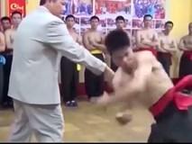 Những màn biểu diễn nội công của môn phái Nam Huỳnh Đạo