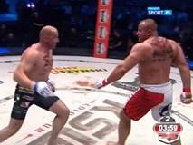 Người khỏe nhất hành tinh cho võ sĩ MMA bất bại 'thua sấp mặt'