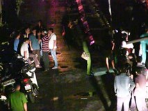 Bắt nghi phạm trong băng côn đồ chém chết bé trai 14 tuổi