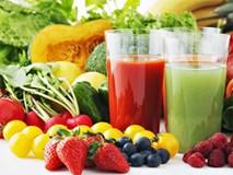 """9 loại nước ép hoa quả được coi là """"thần dược"""", mẹ bầu chớ bỏ qua"""
