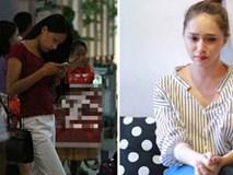 Sau scandal hỗn láo với đàn anh, Hương Giang Idol mở lại Facebook treo ngay status 'lạ'