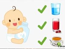 7 nguyên tắc bố mẹ cần tuân thủ để trẻ không bị ốm trong những ngày nắng nóng