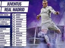 Zidane cho con trai vào danh sách cầu thủ dự chung kết